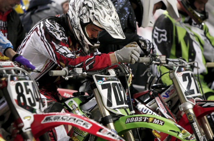 Wild Stunts At The Monster Energy 39 S Supercross Tour At