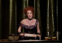 Karen Ziemba as Mrs. Lovett