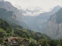 The village of Wengen is one of several that provide access to hiking trails in Switzerland's Jungfrau region.Tina Danze  -  Special Contributor