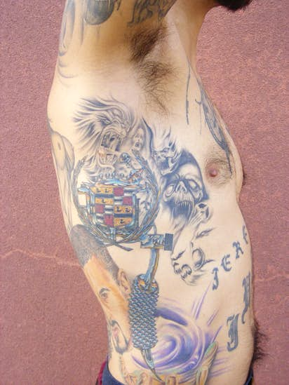 Tango Blasts Loose Affiliation Rules Tattoo Look Draw Ex Cons And
