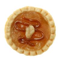 Caramel Apple tart.