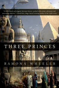 """Three Princes,"" by Ramona Wheeler"
