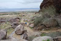 Tahquitz Canyon is one of the so-called Indian Canyons owned by the Agua Caliente Indian Band. The band is the largest landowner in Palm Springs, with nearly 6,700 acres within the city limits.