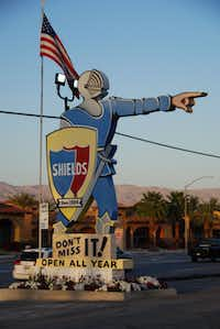 Shields Date Garden has been growing and selling dates for almost 90 years. A date shake is a great way to slake your thirst and refuel after a day of hiking.