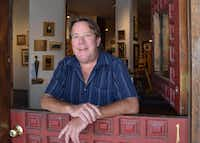 """Rob Nightingale  of Wilder Nightingale Fine Art tells first-time art buyers to ask questions. """"Don't hesitate. That's what we're here for.""""John Lumpkin - Special Contributor"""