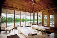 Serenity Villa of the Amanyara Resorts in the Turks and Caicos Islands.