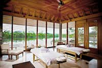 Serenity Villa of the Amanyara Resorts in the Turks and Caicos Islands.