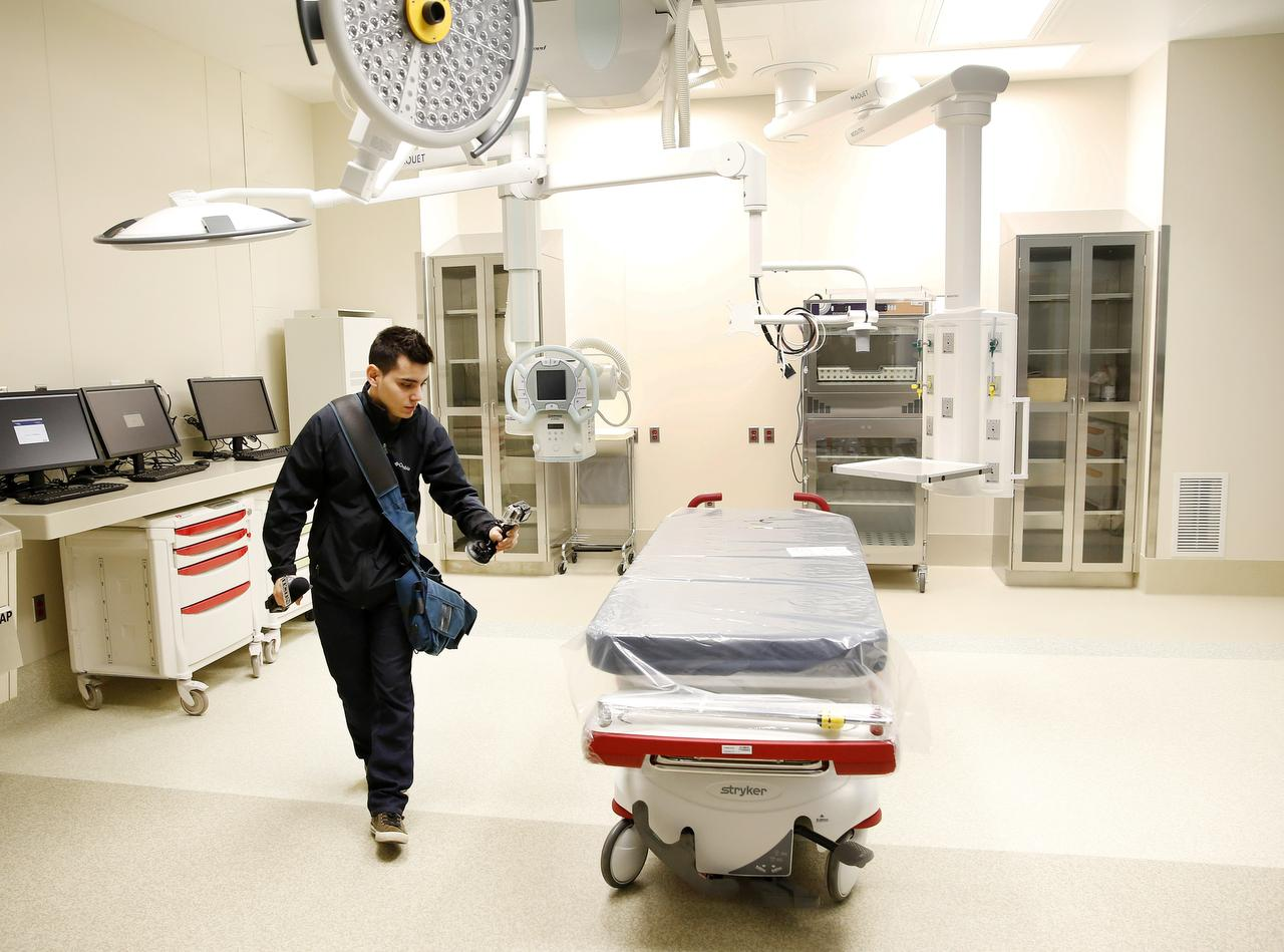 At retooled Parkland Memorial Hospital, trauma care starts