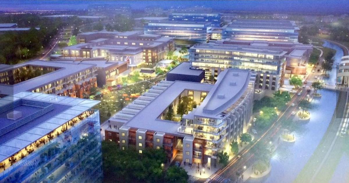 New Pioneer Travel >> Irving once again postpones rezoning for planned $1.5 billion Verizon-KDC development | Business ...