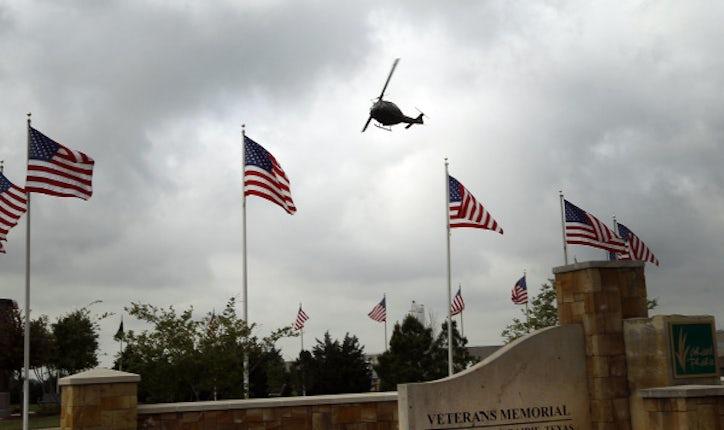 Vietnam Vets Celebrated In Grand Prairie Dallas News News Dallas News