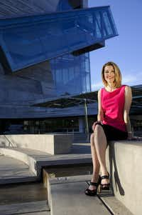 Colleen Walker became CEO of the museum in June 2014, succeeding Nicole Small about a year after the Perot opened.