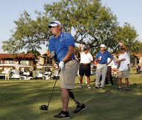 The Warrior Open was held at Las Colinas Country Club.( Staff photo by MICHAEL AINSWORTH )