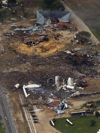 The West fertilizer plant explosion in April killed 15 people, injured hundreds and caused millions of dollars in damage. It also exposed holes in the state's regulatory oversight system.
