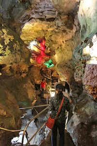 Exploring underground is just one activity you'll find at Wonder World Cave and Park in San Marcos.( Wonder World Cave and Park  -  Wonder World Cave and Park )