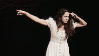 YERMA by Federica Garcia Lorca, adapted and directed by Vanessa Mercado Taylor.(Fabián Aguirre - Fabián Aguirre)